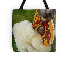Viking Armour Tote Bag