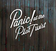 Panic! at the Plot Twist by vwrites