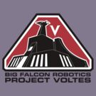 Project Voltes Dev Team Tee (Black Text) by Eozen