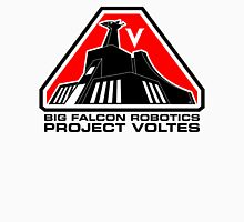 Project Voltes Dev Team Tee (Black Text) Unisex T-Shirt