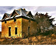Abandoned Beauty Photographic Print