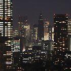 TOKYO, JAPAN - Cityscape by jsafford
