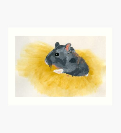 Thoughts of a Critter Art Print