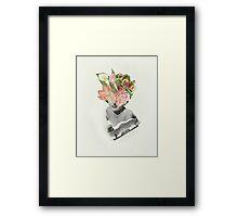 Hana Framed Print