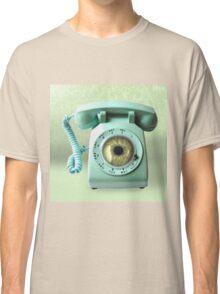 Eye Heard You Needed An Optometrist Classic T-Shirt