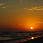 Sunset on Sanibel Island by Karen Checca