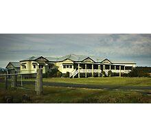A Farmhouse near Yamba Photographic Print