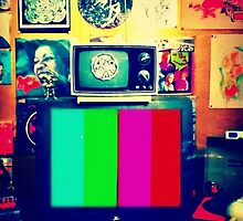 Retro TV'S!  by ShellyKay