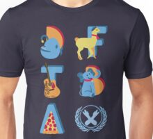 DFTBA – Don't Forget To Be Awesome Unisex T-Shirt