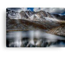 Summit Lake - Mount Evans Canvas Print
