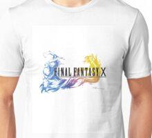 Final Fantasy X Title Unisex T-Shirt