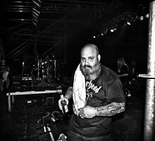 Kirk Windstein (Crowbar) by dreikelvin