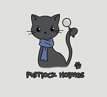 Purrlock Holmes Unisex T-Shirt