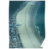 Hampton beach Poster