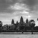Sunrise over Angkor Wat by petejsmith
