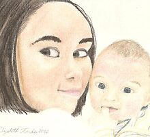 Mother and Son by elizabethtarde