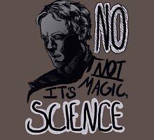 Not Magic, Science Mens V-Neck T-Shirt