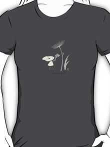 macro girl T-Shirt