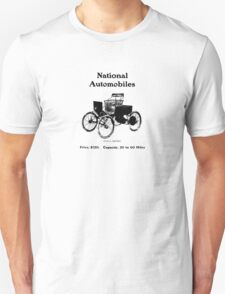 National Automobiles 1901 T-Shirt