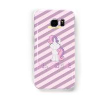 Lil Angel (Sweetie Belle) Samsung Galaxy Case/Skin