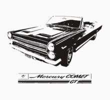 Mercury Comet GT 1966 by garts