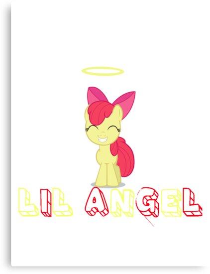 Lil Angel (Applebloom) by minix