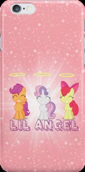 Lil Angel (full) by minix