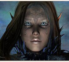 Mystikal by Sandra Bauser Digital Art