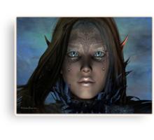 Mystikal Canvas Print