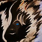 BEEN AWAY FROM REDBUBBLE TO LONG..WOLFMAN OF LA CAMACHA MOUNTAINS by Sherri     Nicholas