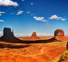 Monument Valley by Saija  Lehtonen