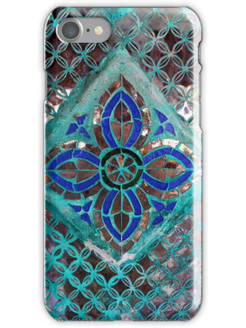 Temple Mirror Tiles by PerkyBeans