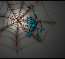 Spider Creature by sahas-hegde