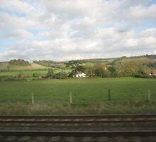 English Countryside by Carol Singer