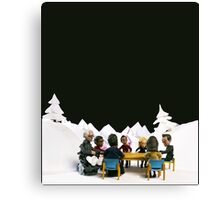 The Study Group's Winter Wonderland - Style B Canvas Print
