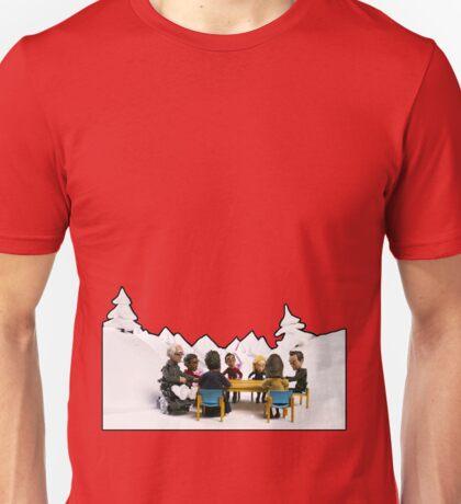 The Study Group's Winter Wonderland - Style B Unisex T-Shirt