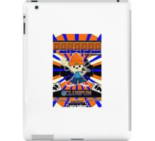 PaRappa's Gig iPad Case/Skin