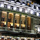 Her Majesty's Theatre, London by Carol Singer