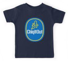 ChiqItOut (Banana Parody) Kids Tee