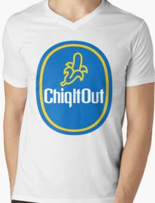 ChiqItOut (Banana Parody) Mens V-Neck T-Shirt