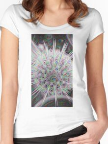 Prickly Women's Fitted Scoop T-Shirt