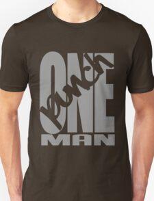 One Punch Man Grey T-Shirt