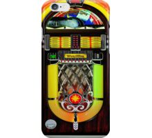 Jukebox iPhone Case/Skin
