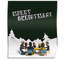 The Study Group's Winter Wonderland - Merry Christmas Poster