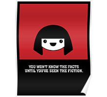 Cute Pulp Fiction Poster