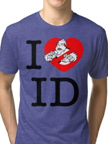 I PNW:GB ID (white) Tri-blend T-Shirt