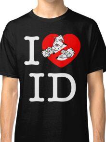 I PNW:GB ID (black) Classic T-Shirt