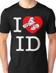 I PNW:GB ID (black) Unisex T-Shirt