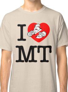 I PNW:GB MT (white) Classic T-Shirt
