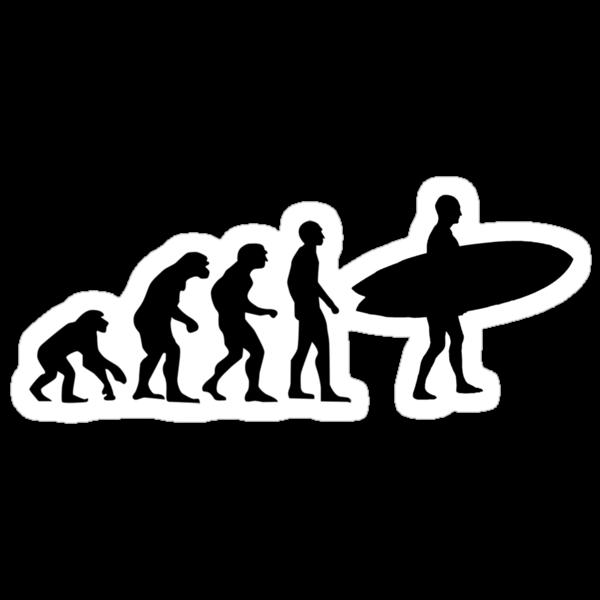 Surf evolution by Dave  Gosling Designs